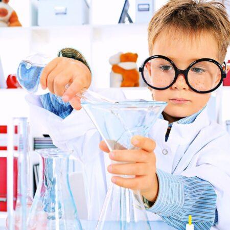 Наука (Science) на английском. Подготовка к школе.